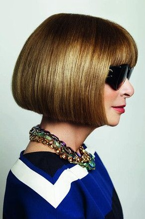 Image result for anna wintour bob