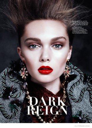 dark reign - elle vietnam