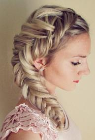 braided hairstyle idea