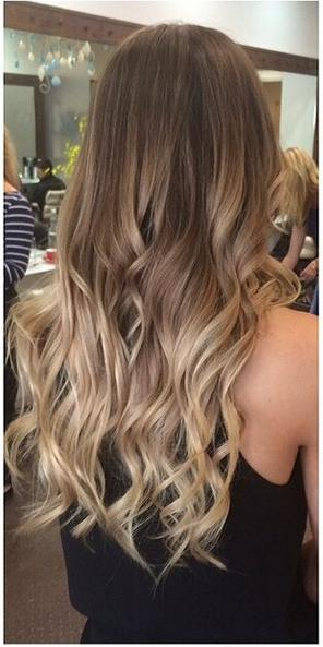 Ombre done right mane interest - Ombre hair brune ...