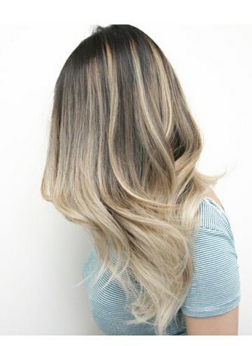 ash gray hair images long hairstyles