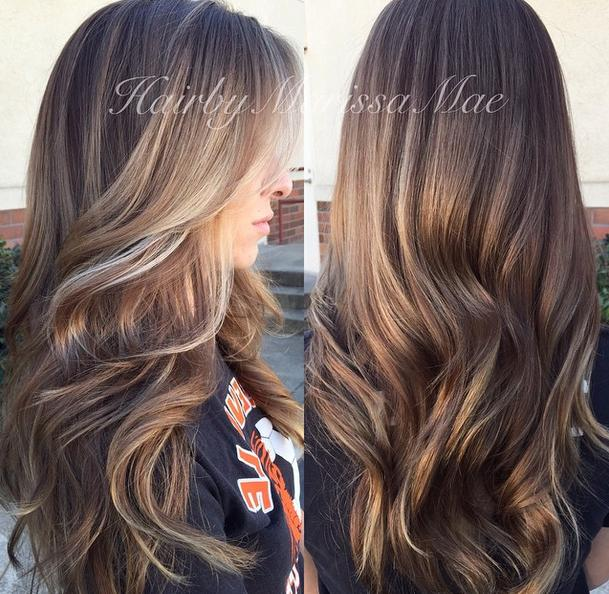 California Style Hair Color Hair Color Chart  Mane Interest