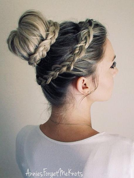 lace dutch braid - hair how to