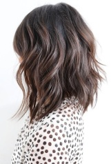 shoulder length hairstyle ideas