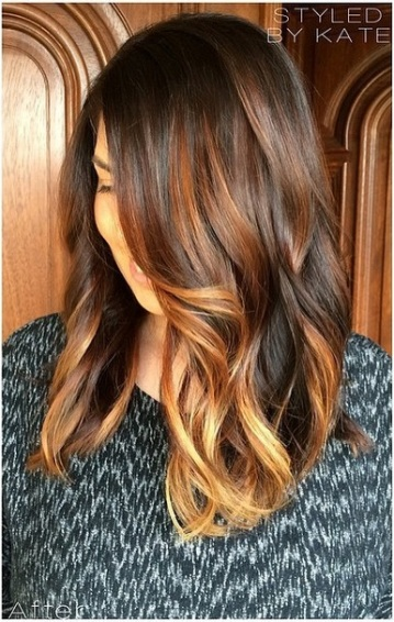 Hair color gallery mane interest brunette with highlights hair color ideas pmusecretfo Gallery
