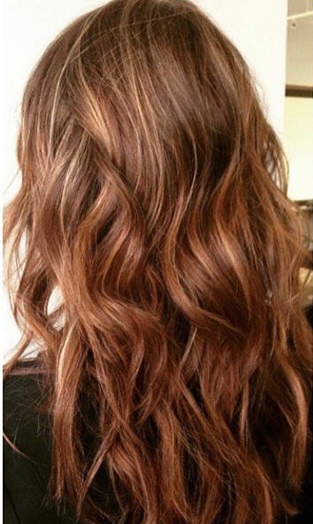 Hair color ideas mane interest warm brunette with highlights posted in hair color pmusecretfo Gallery