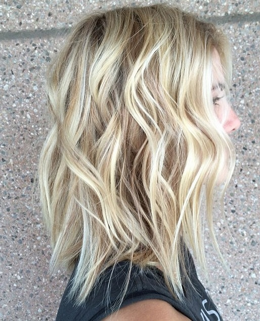 Beachy Blonde Highlights And Hairstyles  Mane Interest