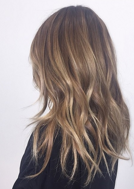 bronde highlights