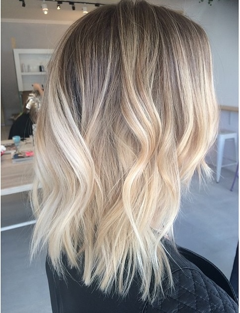 summer blonde hair color ideas | Mane Interest