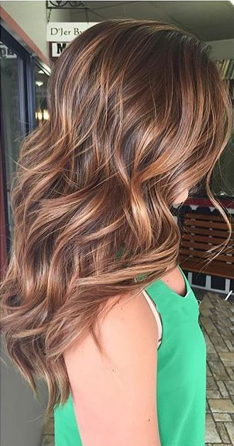 brunette hair color ideas blog – Mane Interest