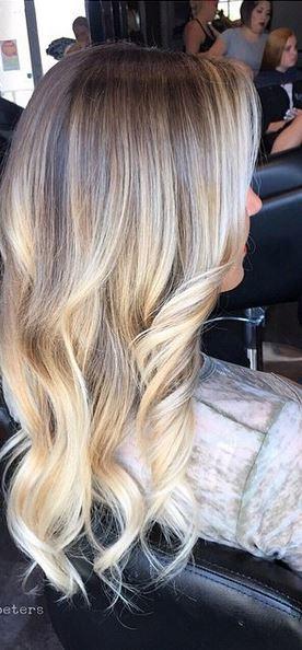 Dirty Blonde Hair Colour