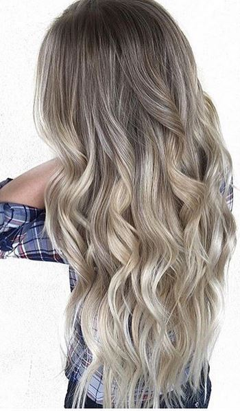 bronde babylights hair color