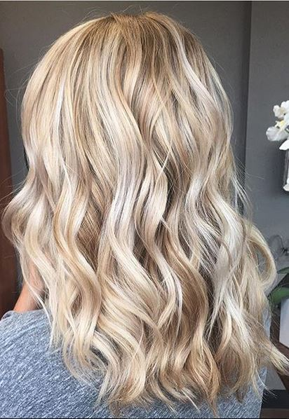 Butterscotch And Golden Blonde Mane Interest