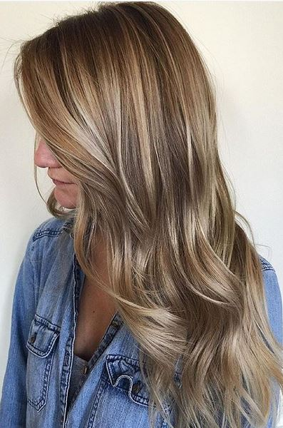 beige balayage mane interest. Black Bedroom Furniture Sets. Home Design Ideas