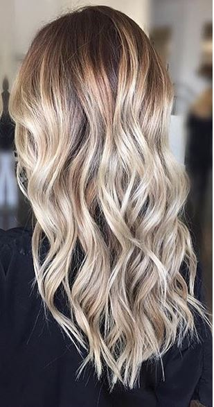 Bronde And Blonde Tones Mane Interest