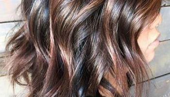 Warm brunette mane interest dark chocolate brunette with highlights pmusecretfo Images