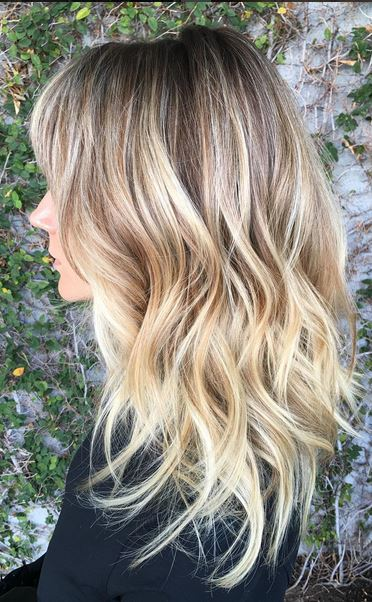 Champagne Blonde Your Light Brown: Champagne Bronde Sombre