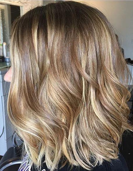 Best 25 Thin Highlights Ideas On Pinterest Hair Color Highlights Hair Hig Of Hair Color And ...