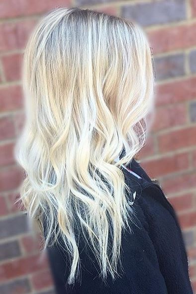 Platinum Blonde Mane Interest