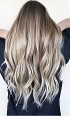 want this color - bronde balayage highlights