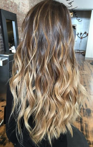 Get your balayage on mane interest for Balayage tie and dye maison