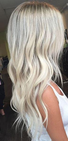 Cool Blonde Hair Colors 62