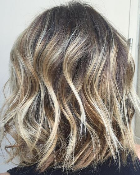 balayage-highlights-on-short-hair