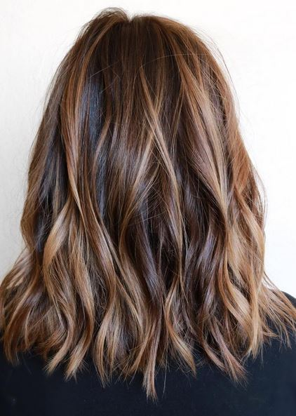 Light Roast Brunette  Mane Interest