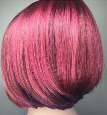 pink-violet-hair-color