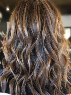 brunette-with-highlights-hair-color-idea