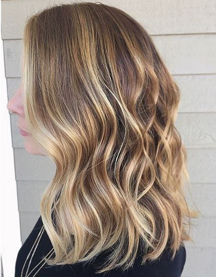 bronde-and-honey-highlights