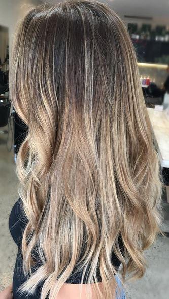 low-maintenance-hair-color-idea