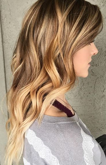 honey-and-bronde-gold-highlights