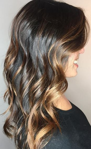 shiny-brunette-hair-color