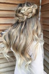 half-up-half-down-braided-updo-hairstyle