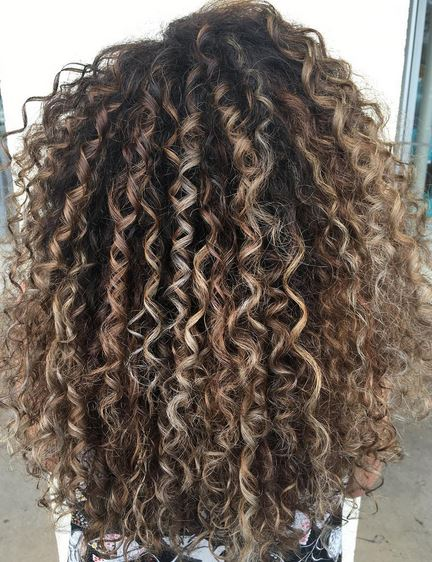 Curl Envy Mane Interest