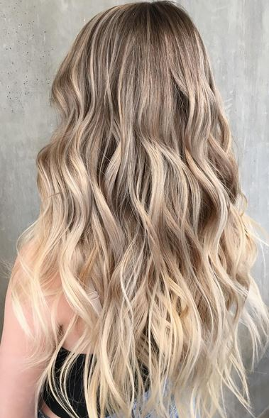 California Neutral Blonde Mane Interest