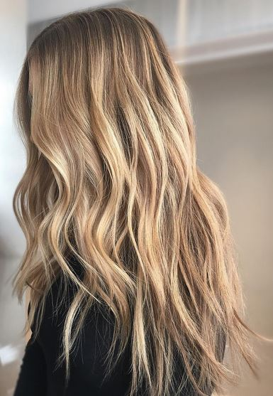 Honey Blonde Mane Interest