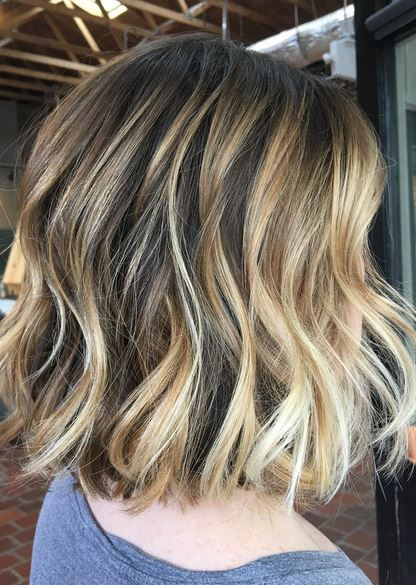 Add a lowlight to your traditional highlight routine to break it up. Color by Heather Watson. & Highlights and Lowlights u2013 Mane Interest