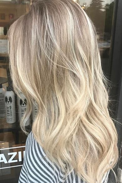 Perfectly Blonded Mane Interest