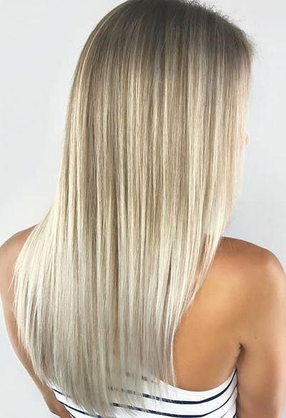 Ash Blonde Mane Interest