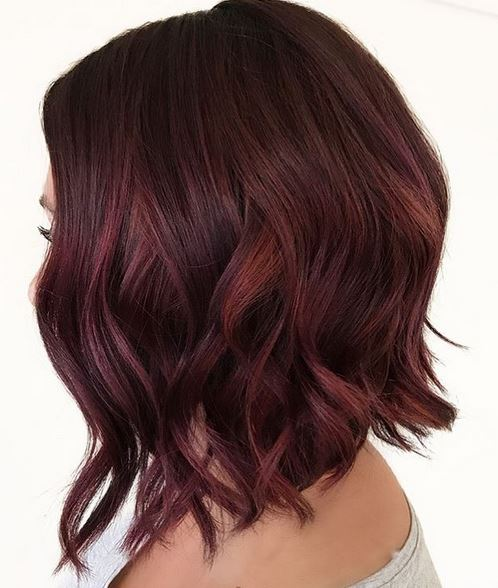 20 Beautiful Winter Hair Color: The New & Now For Hair & Beauty