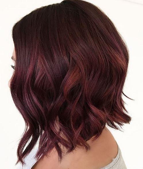 Fall hair color mane interest urmus Images
