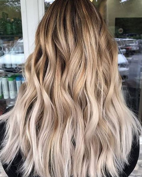 Balayage Mane Interest